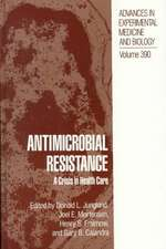 Antimicrobial Resistance: A Crisis in Health Care