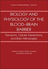 Biology and Physiology of the Blood-Brain Barrier: Transport, Cellular Interactions, and Brain Pathologies