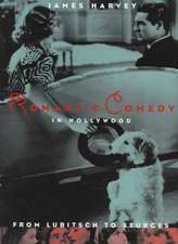 Romantic Comedy in Hollywood: From Lubitsch to Sturges