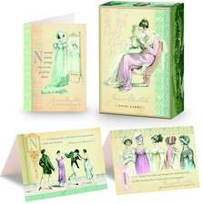 Jane Austen Note Cards [With Envelopes]