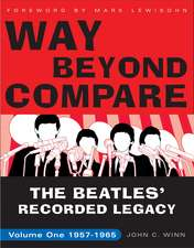 Way Beyond Compare:  1957-1965