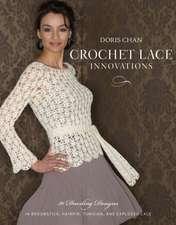 Crochet Lace Innovations