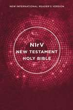 NIrV, Outreach New Testament, Paperback, Pink