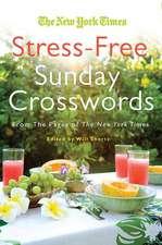 Will Shortz Presents Stress-Free Sudoku:  100 Wordless Crossword Puzzles