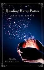 Reading Harry Potter:  Critical Essays