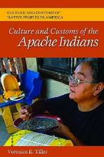 Culture and Customs of the Apache Indians