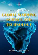 The Encyclopedia of Global Warming Science and Technology, 2-Volume Set