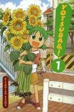 Yotsuba&!, Vol. 1