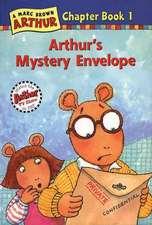 Arthur's Mystery Envelope: An Arthur Chapter Book