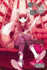 Spice and Wolf Volume 5 (manga)