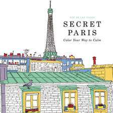 Secret Paris: Color Your Way to Calm
