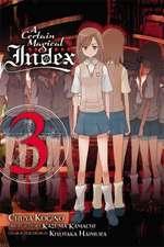 A Certain Magical Index, Vol. 3 (manga)