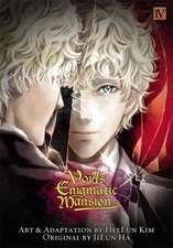 Void's Enigmatic Mansion, Volume 4