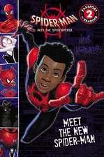 Spider-Man: Into the Spider-Verse: Meet the New Spider-Man