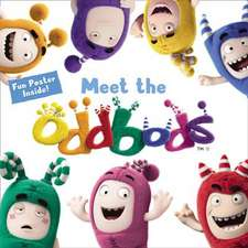 Oddbods: Meet the Oddbods