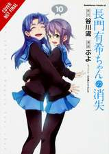 The Disappearance of Nagato Yuki-chan, Vol. 10