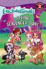 Enchantimals: Spring Scavenger Hunt