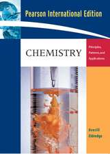 Chemistry: Principles, Patterns, and Applications with Student Access Kit for MasteringGeneralChemistry: International Ed