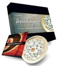 The Presentation Zen Way