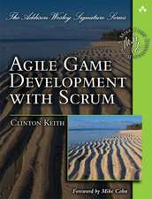 Agile Game Development with Scrum:  What Developers and It Professionals Should Know (Paperback)