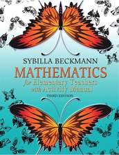 Mathematics for Elementary Teachers [With Activity Manual]