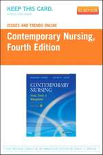 Issues and Trends Online for Contemporary Nursing (Access Code): Issues, Trends and Management