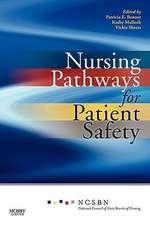 Nursing Pathways for Patient Safety