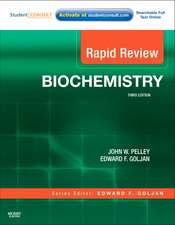 Rapid Review Biochemistry With STUDENT CONSULT Online Access: Biochimie Pelley