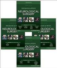 Youmans and Winn Neurological Surgery, 4-Volume Set. Youmans & Winn Chirurgie neurologică