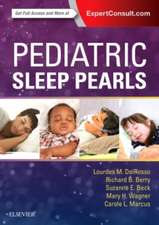 Pediatric Sleep Pearls