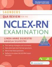 Saunders Q & A Review for the NCLEX-RN® Examination