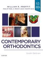 Contemporary Orthodontics