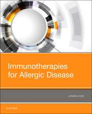 Immunotherapies for Allergic Disease