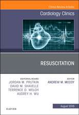 Resuscitation, An Issue of Cardiology Clinics
