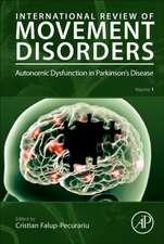 Autonomic Dysfunction in Parkinson's Disease
