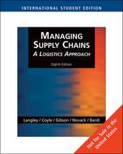 Gibson, B: Managing Supply Chains