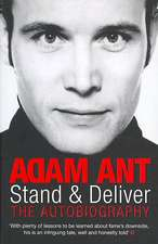 Ant, A: Stand and Deliver