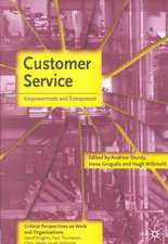 Customer Service: Empowerment and Entrapment