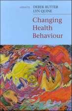 Changing Health Behaviour