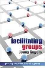 Facilitating Groups