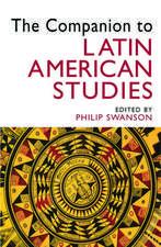 The Companion to Latin American Studies