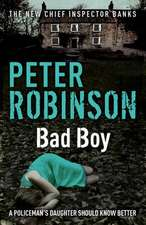 Robinson, P: Bad Boy