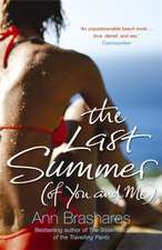 Brashares, A: The Last Summer (of You & Me)