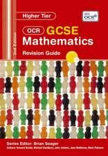 OCR Higher Tier Mathematics GCSE
