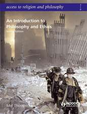 An Introduction to Philosophy and Ethics
