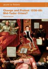 Access to History:  Mid-Tudor Crises?