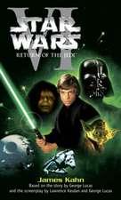 Return of the Jedi:  Episode VI