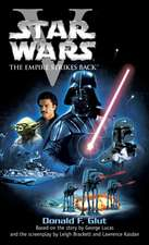 The Empire Strikes Back:  Episode V