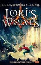 Loki's Wolves: Blackwell Pages