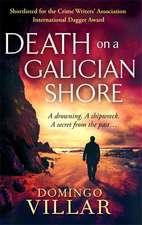 Death On A Galician Shore